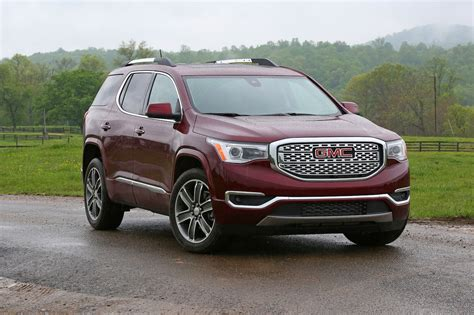 Gmc Arcadia Reviews by 2019 Gmc Acadia Review New Cars Review