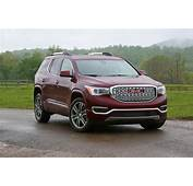 2019 Gmc Acadia Review  New Cars