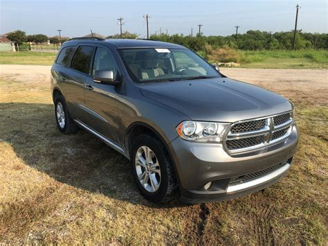 2012 Dodge Durango by 2012 Dodge Durango Overview Cargurus