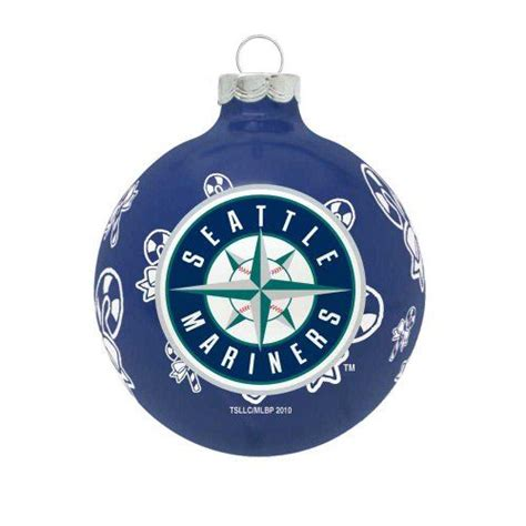 seattle mariners christmas ornament cool seattle