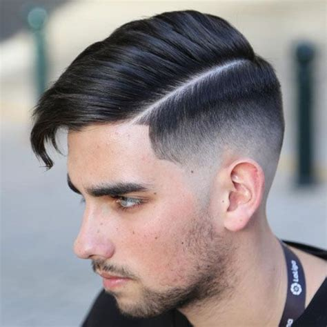 how low can a comb over be men s short haircuts 2018 low skin fade haircuts and