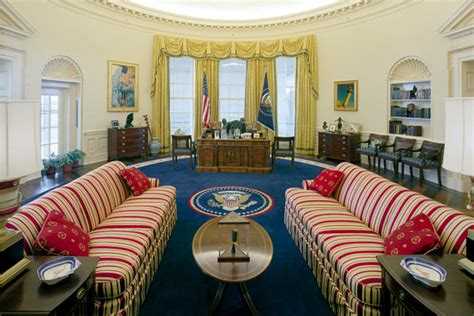 The Oval Office Suite by Presidential Suite Redecorating The White House Rug Home