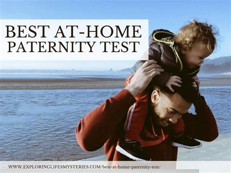 the 25 best at home paternity test ideas on