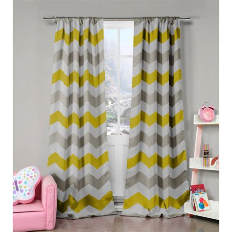 gray and yellow curtain panels best 28 yellow and gray curtains contemporary yellow