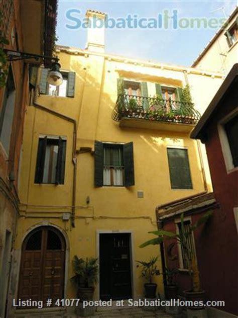 venice house rentals sabbaticalhomes venice italy