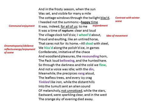 boat stealing key quotes wordsworth the prelude revision video ice skating youtube