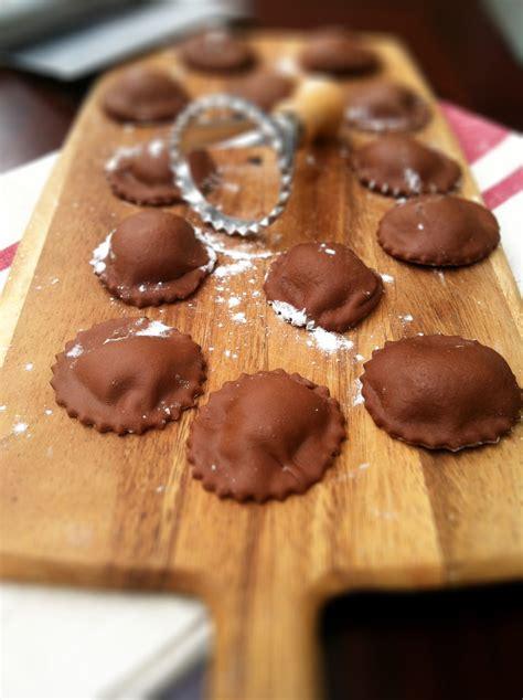 chocolate ravioli bell alimento bell alimento