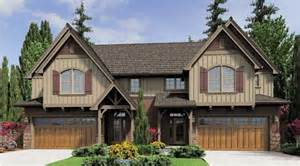 Craftsman Style Garages benefits of a duplex house plan the house designers