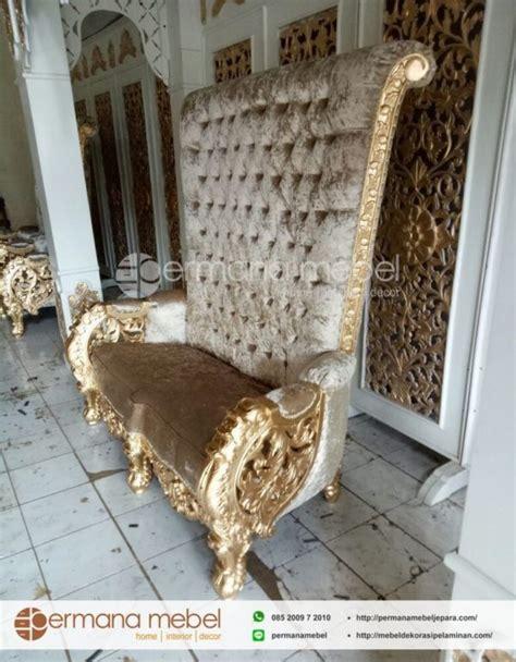 Sofa Pelaminan harga sofa pelaminan ukir mewah pusat properti pelaminan