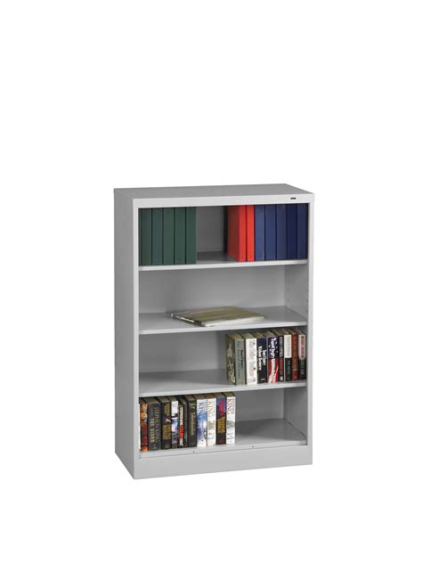tennsco storage made easy 18 quot welded bookcase