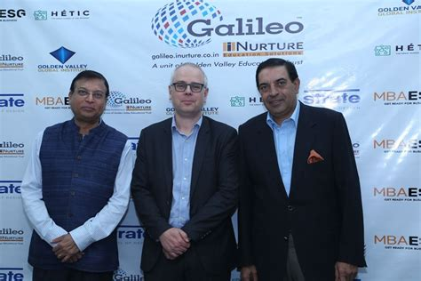 Mba Esg Banglore by Inurture Together With Galileo Europe S Leading Education