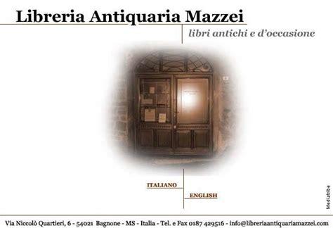 libreria antiquaria mazzei gt gt gt libreria antiquaria mazzei