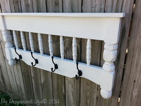 headboard display rack 10 diy hacks to give new life to old furniture around your