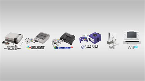 Every Nintendo Console by Japanese Eye For The American March 2013