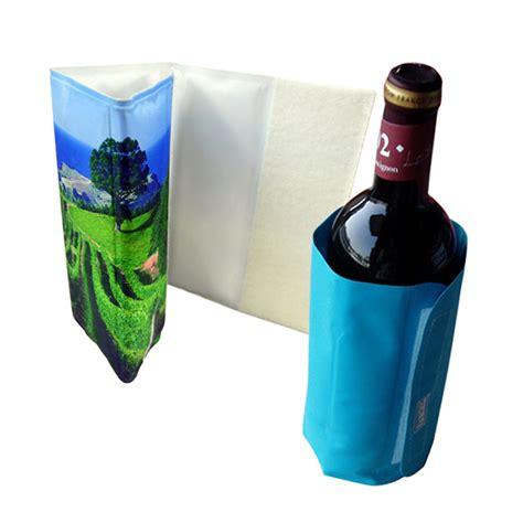 Wine Bottle L by 1 5l Gel Wine Bottle Cooler Wrap Buy Gel Cooler Wrap