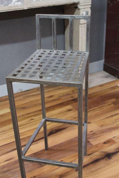chaise de bar moderne chaise haute de bar en fer hauteur chaise 95 cm