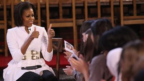 michelle obama in london michelle obama to visit london in girls education drive