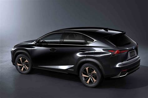lexus nx 2018 2018 lexus nx shows new design in shanghai