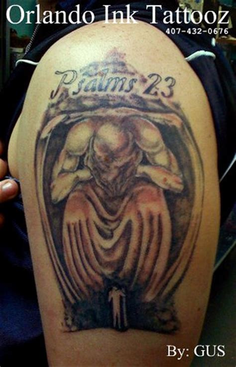 23 tattoo design pin psalm 23 tattoos on
