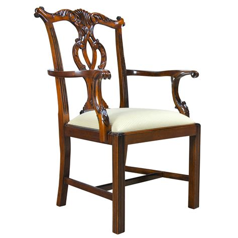 chippendale armchair ndrac002