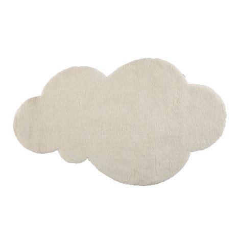 alfombra nube alfombra nube de pelo corto crudo 125 x 200 cm maisons