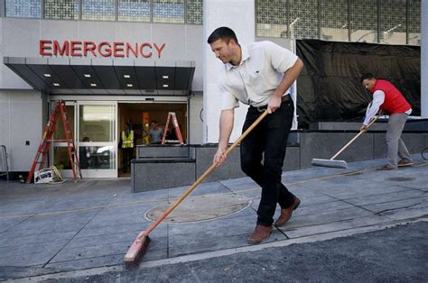 emergency room san francisco chinatown hospital set to unveil 8 story 180 million building san francisco chronicle