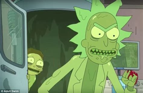 elon musk rick morty elon musk has a bizarre twitter chat with rick and morty