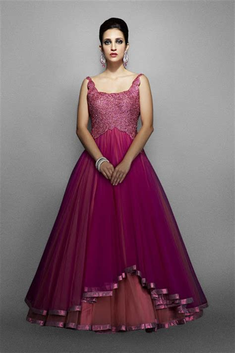latest gown design images designers gown for femails latest designs november 2012