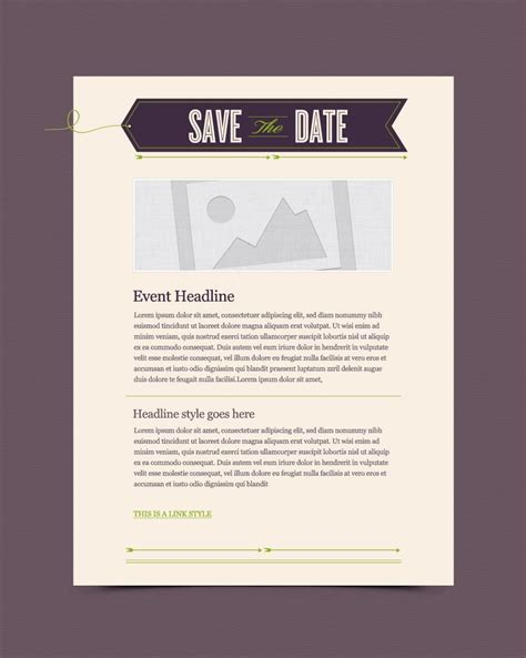 business save the date email template invitation email marketing templates invitation email