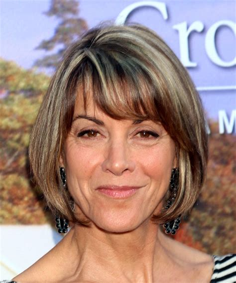 wendy malicks new shag haircut wendie malick new haircut 2014 wendie malick hairstyles