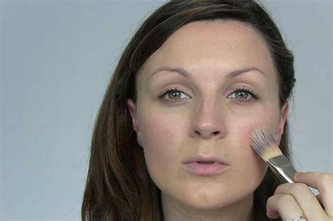 pixie woo work makeup fearne cotton s effortless look five simple steps with