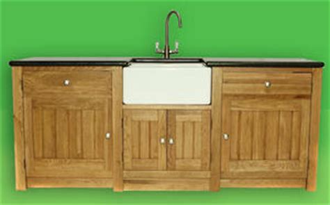 free standing kitchen cabinets uk freestanding kitchen sinks oak sink units sink units