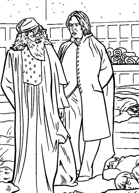 harry potter coloring book snape n 25 coloring pages of harry potter and the