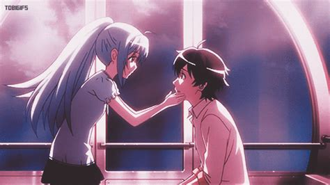anime romance ending sad plastic memories anime amino