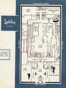 Waldorf Astoria New York Floor Plan by Peacock Alley Then And Now Pt 2 183 Host To The World