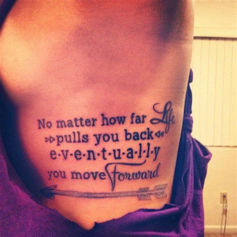 best tattoo quotes pinterest best 25 arrow quote tattoo ideas only on pinterest