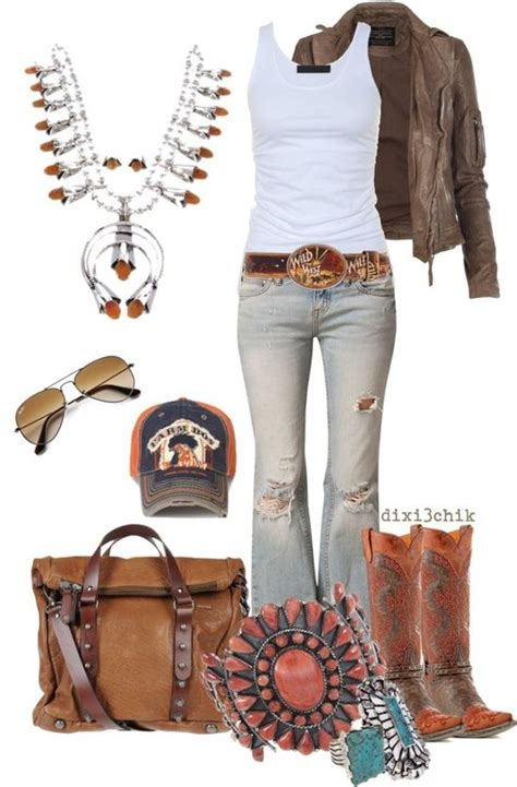 western country style country western clothes stil