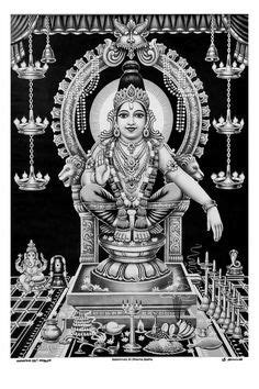 Ayyappa Swamy HD Wallpapers Free Download | JAYASIMHA in