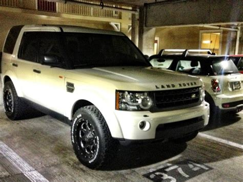 custom land rover lr4 new lifted lr4 land rover forums land rover