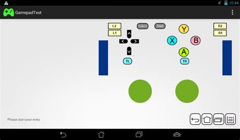 joypad apk gamepad tester android apps on play
