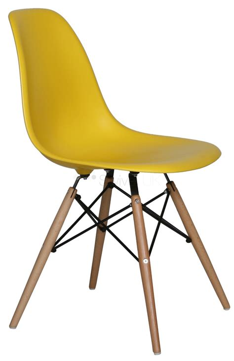 charles eames style dsw abs plastic dining chair swivelukcom