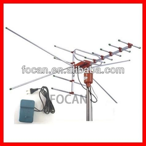 Kick On Antena Tv Remote K 850 remote controlled 360 degree rotating outdoor tv antenna