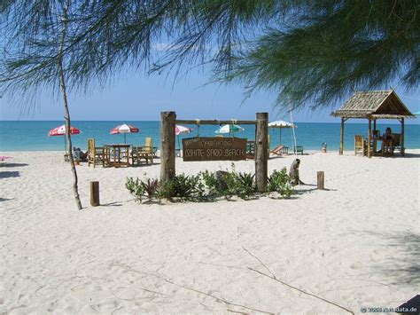 The Bungalow Restaurant white sand beach maybe the best beach at thailands coastline