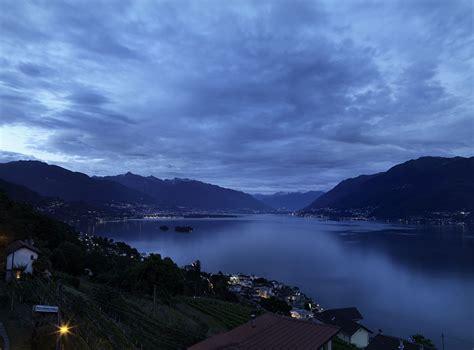 modern home stunning views lake maggiore switzerland