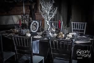 ghost themed halloween party edgar allan poe theme halloween party