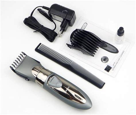 Alat Cukur Jenggot Elektrik Yang Bagus electric shaver alat cukur rambut jenggot elektrik gray