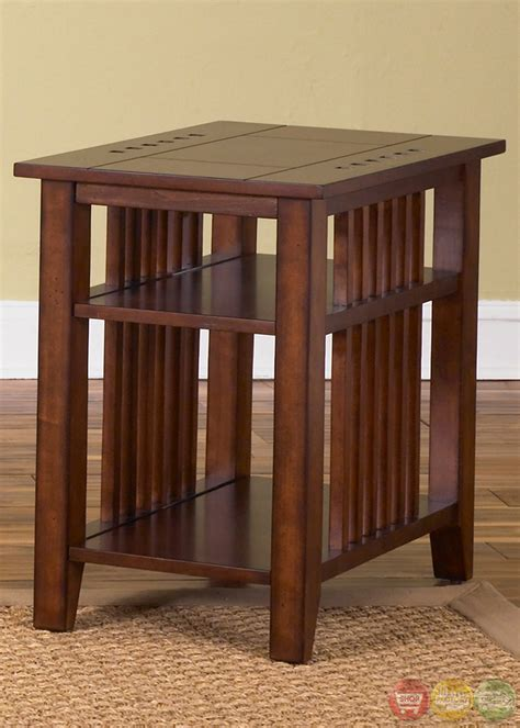 mission style occasional tables prairie 3 mission style occasional table set