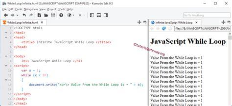 Javascript Pattern Exec | javascript while loop