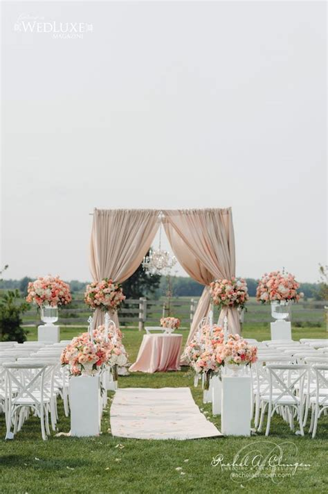 7 mistakes brides make when planning outdoor weddings