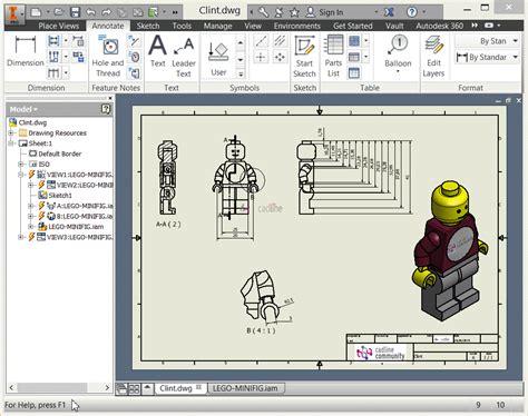 Auto Desk Inventor by Autodesk Inventor Fixing Overridden Dimensions Cadline Community